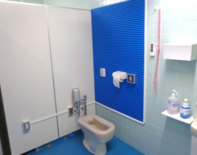 養護学校のトイレの実例