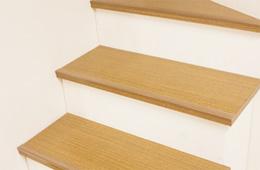階段で転倒させたくない